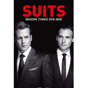 SUITS/スーツ シーズン1-3 DVD