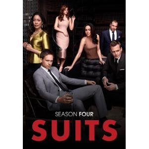 SUITS/スーツ シーズン4 DVD