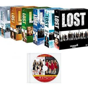 LOST (シーズン1-6) DVD