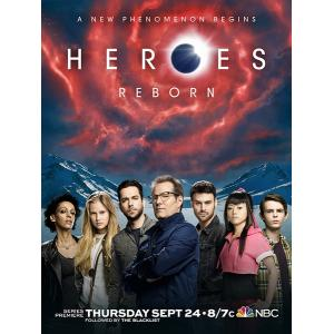 HEROES Reborn/ヒーローズ・リボーン DVD