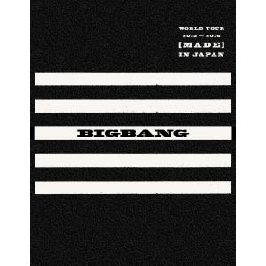 BIGBANG WORLD TOUR 2015~2016 DVD