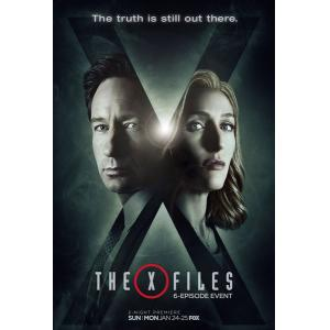 The X-Files/X-ファイル 2016:真実を求めて DVD-BOX