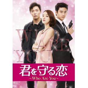君を守る恋~Who Are You~ DVD