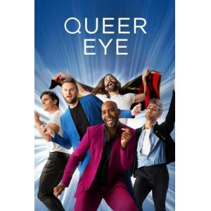 Queer Eye クィア・アイ シーズン3 DVD-BOX
